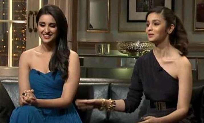 koffee with karan alia bhatt reveals that she wants to