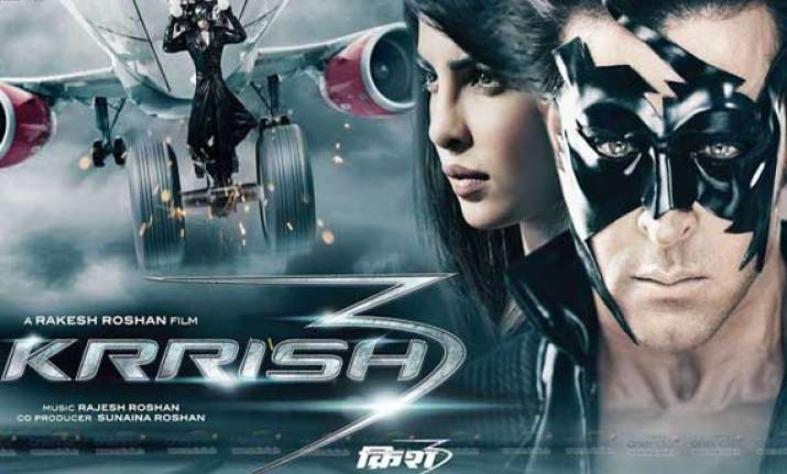 Krrish 3 2013 Tamil dubbed Full Movie Watch