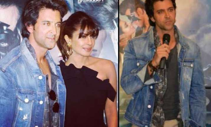 krrish 3 stars hrithik and priyanka spotted in london view