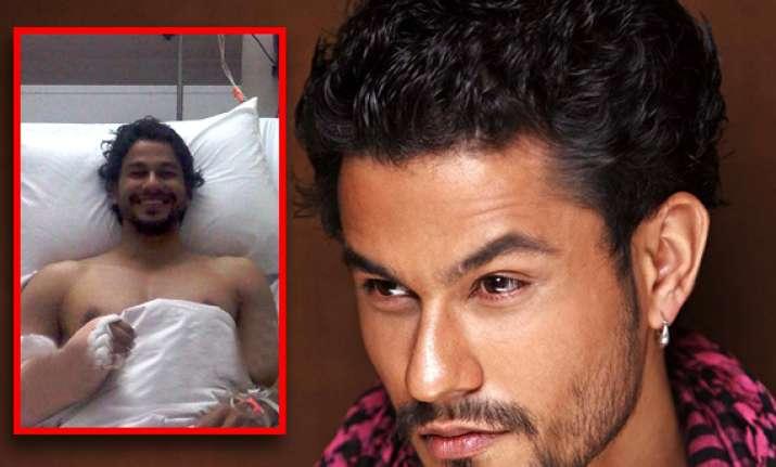 kunal khemu meets freak accident undergoes surgery