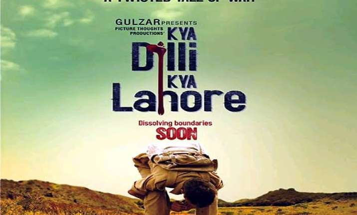 kya dilli kya lahore movie review a cross border message in