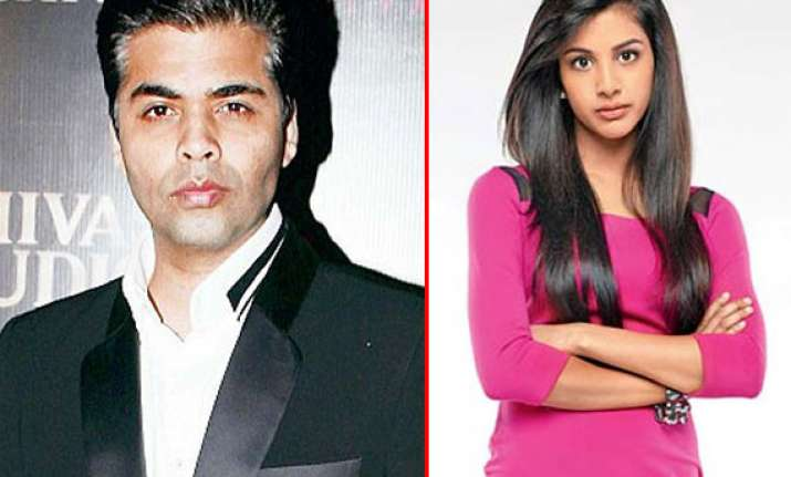 lalit modi s niece to make her bollywood debut with kjo s