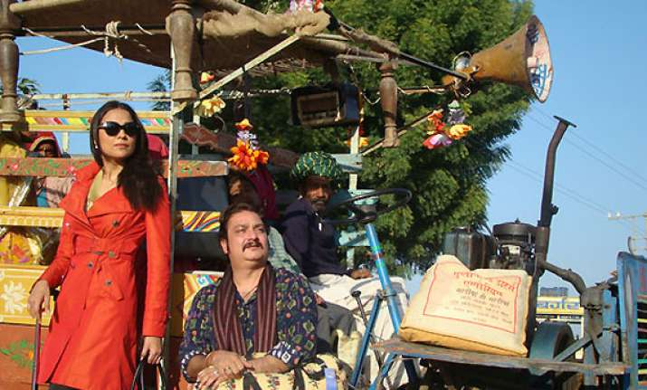 lara dutta chalo dilli a fresh film altogether
