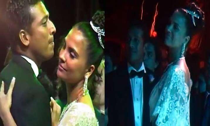 lara dutta mahesh bhupathi s fairytale wedding revealed in