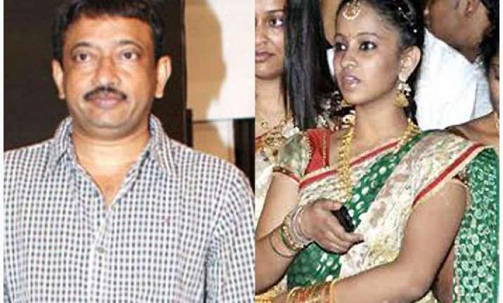 low key wedding for rgv s daughter