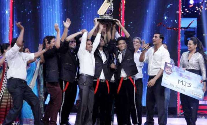 mj5 is the king of india s dancing superstar view pics
