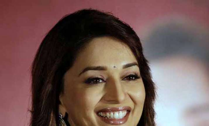 madhuri dixit would love to do a mad comedy