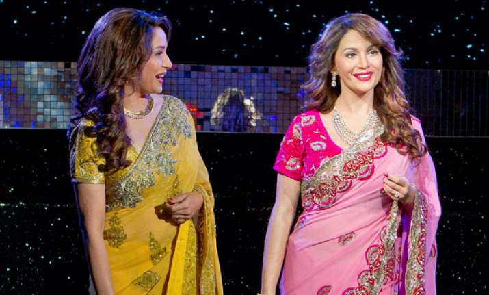 madhuri dixit too got waxed
