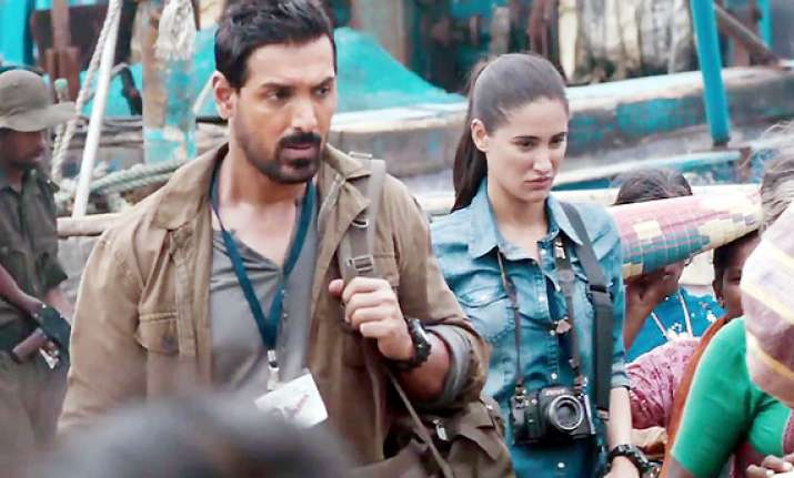 madras cafe movie review best political thriller so far