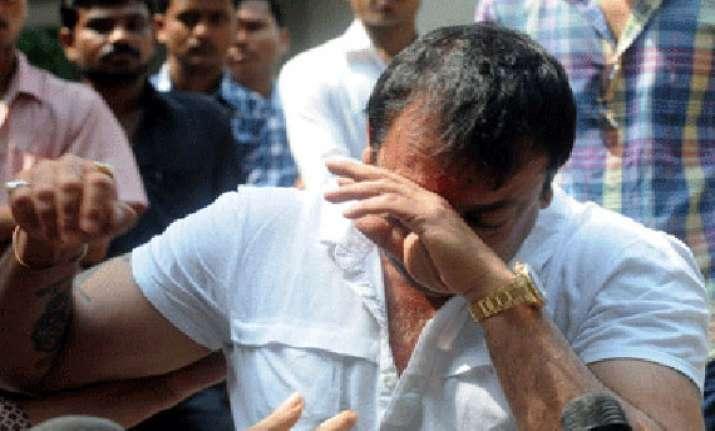 maharashtra govt still undecided about sanjay dutt s jail
