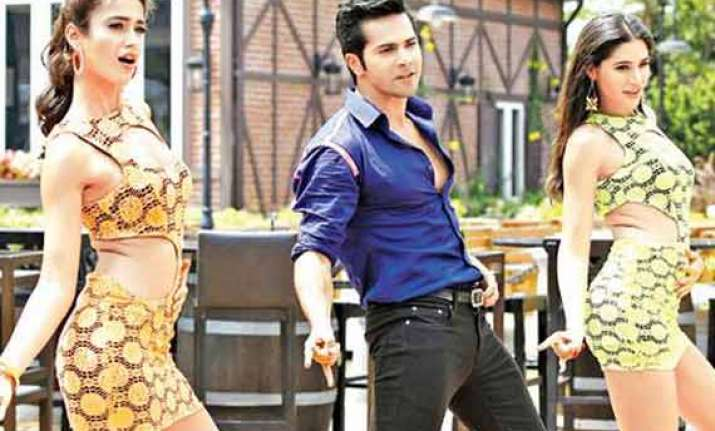 main tera hero collects rs 22.73 cr in three days tusshar