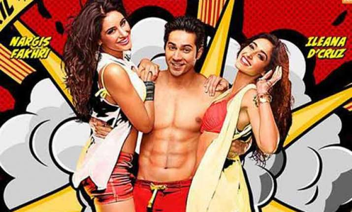 main tera hero opens to a good response at box office