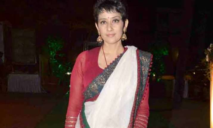 manisha koirala unveils 7th anniversary cover of prevention