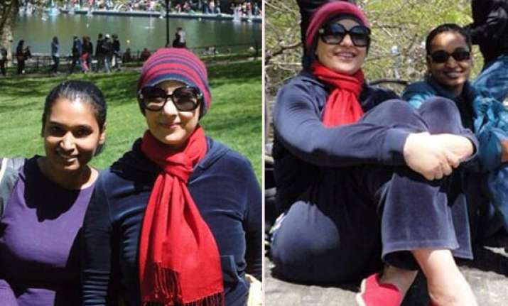 manisha koirala posts her happy pics after battling cancer