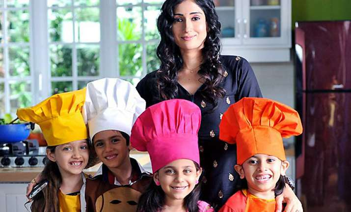 masterchef back with its junior edition this time