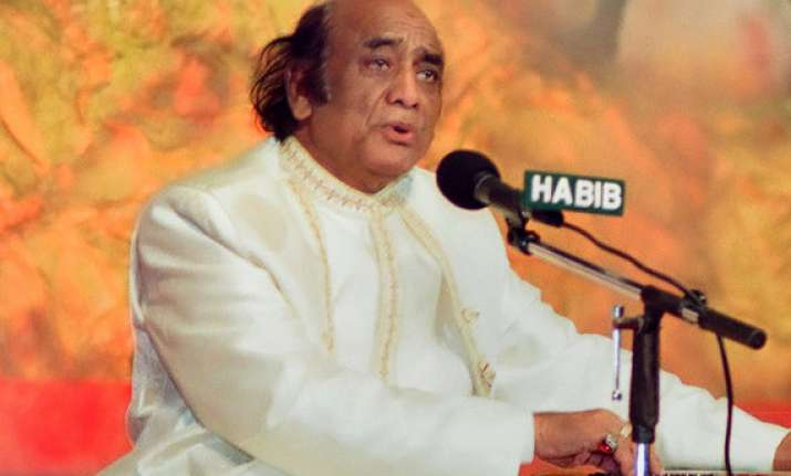 mausoleum to be constructed in memory of mehdi hassan