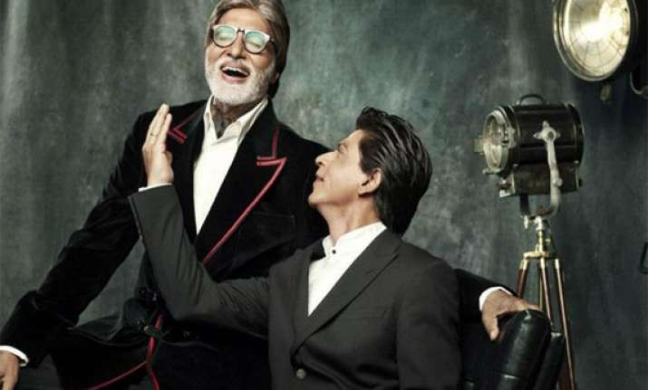 megastar amitabh bachchan finds abram adorable