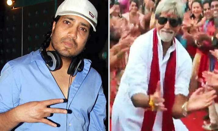 mika renders a song for big b