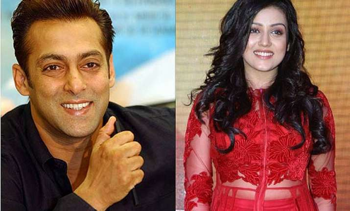 kaanchi actress mishti to romance salman khan in ghai s next