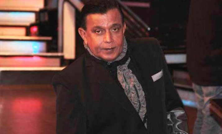 mithun chakraborty raps for tv show