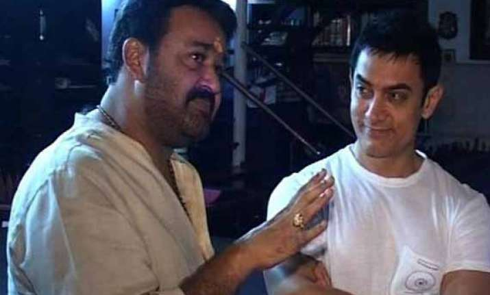 mohanlal to join aamir in satyamev jayate for promotion in