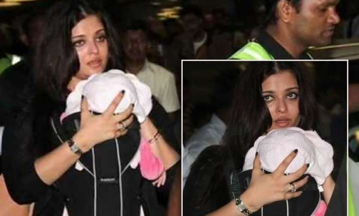 motherhood is bliss says aishwarya