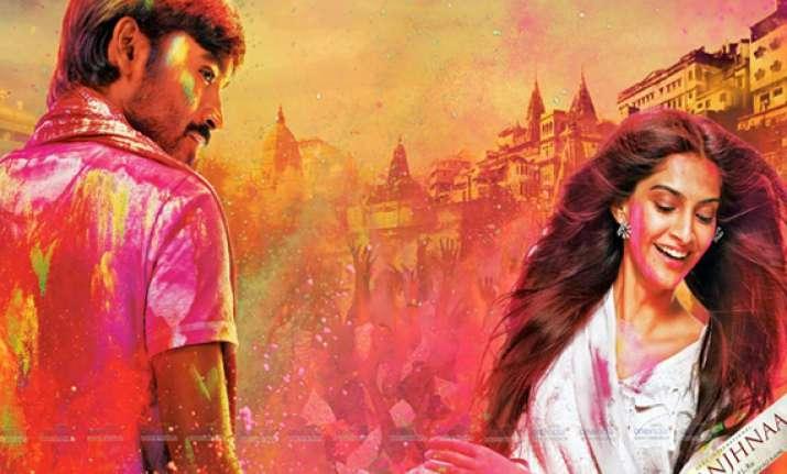 movie review raanjhanaa dhanush makes a worthy debut