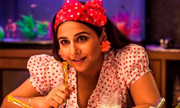 movie review ghanchakkar vidya steals the show