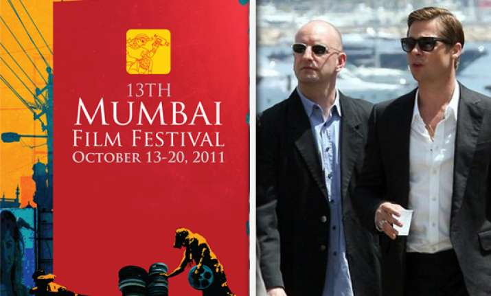 mumbai film festival begins with brad pitt s moneyball