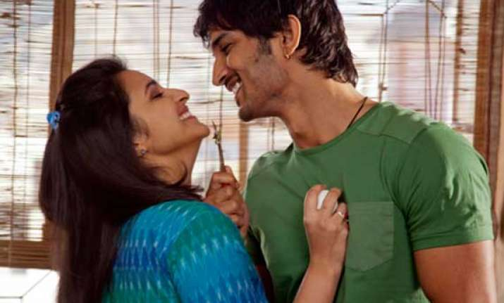 music review tere mere beech mein in shuddh desi romance