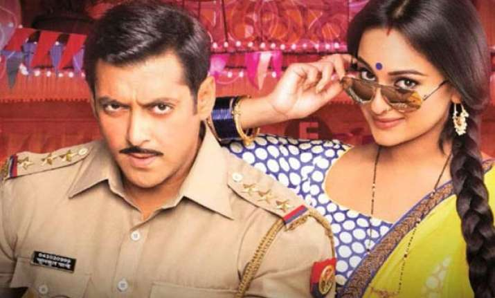 music review dabangg 2 soundtrack is a musical delight