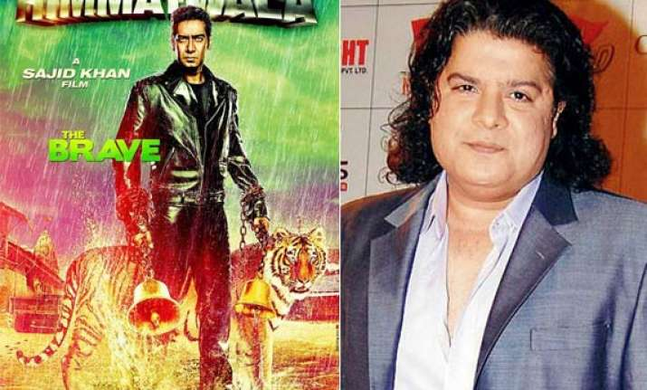 my films will never flop says sajid khan