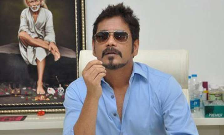 nagarjuna missed mom at dream project launch