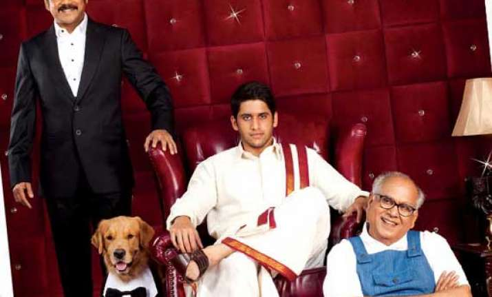 nagarjuna s manam box office collection rs 4 crore in two
