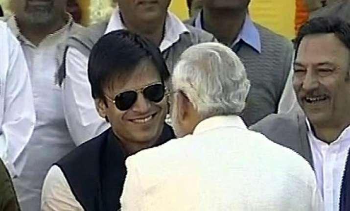 narendra modi is most humble vivek oberoi