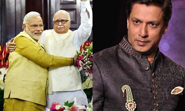 narendra modi s emotional speech touched madhur bhandarkar