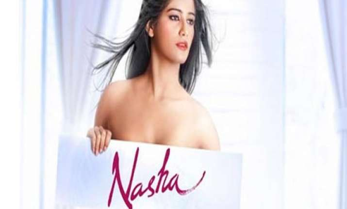 nasha movie review generous doses of seduction from poonam