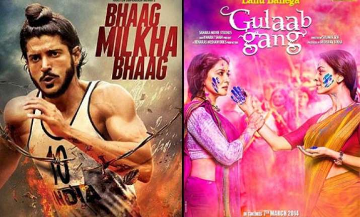 national awards 2014 bhaag milkha bhaag gulabi gang bag top