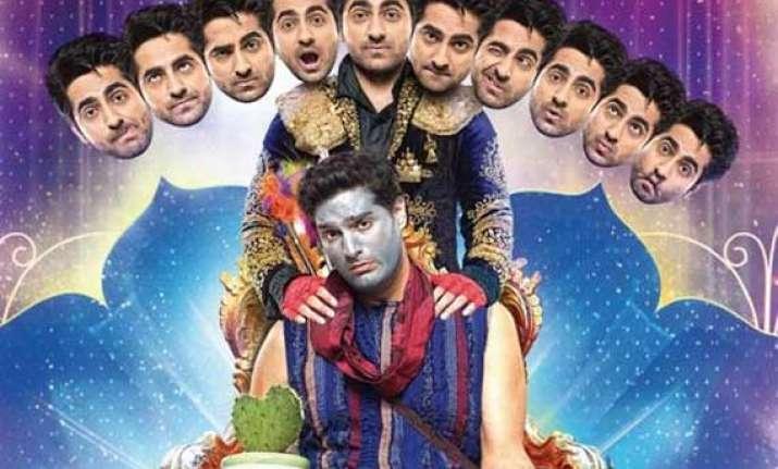 nautanki saala shows theatre like no one else ayushmann