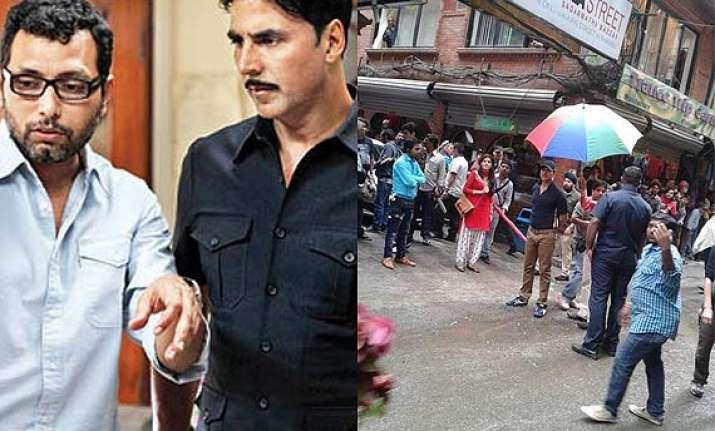 neeraj pandey s shooting unit lands in trouble in nepal