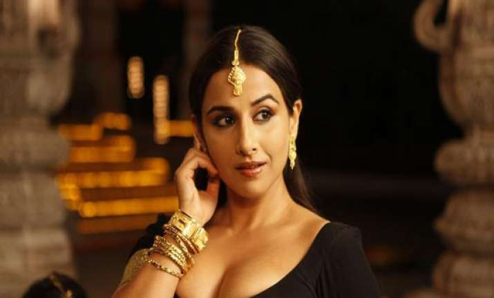 never realised i was away for 15 months vidya balan