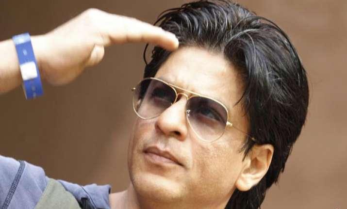 never had big dreams shah rukh khan