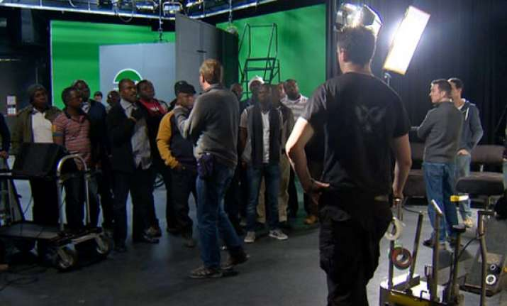 nigerian filmmakers seek tie ups with indians to take on