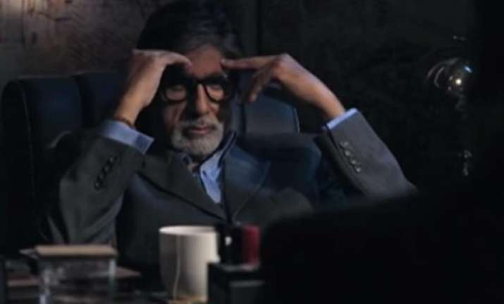 no make up for the big b others in yudh