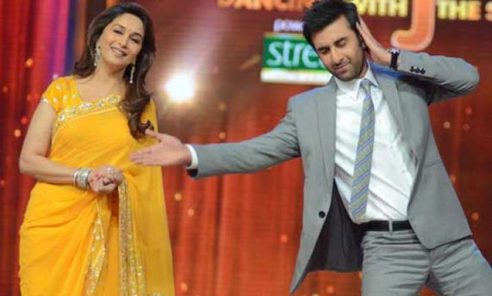 not sure if i ll dance with madhuri ranbir