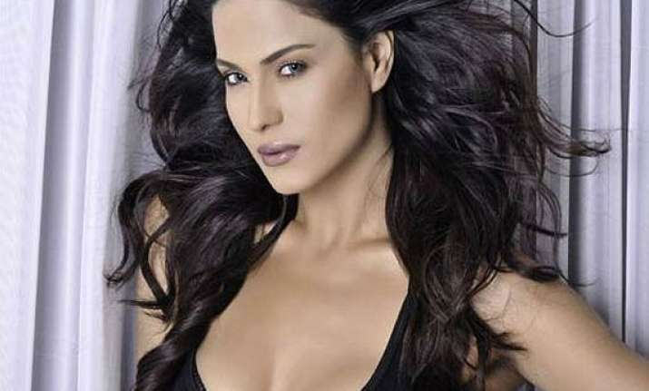 not a publicity stunt was unwell and resting veena malik
