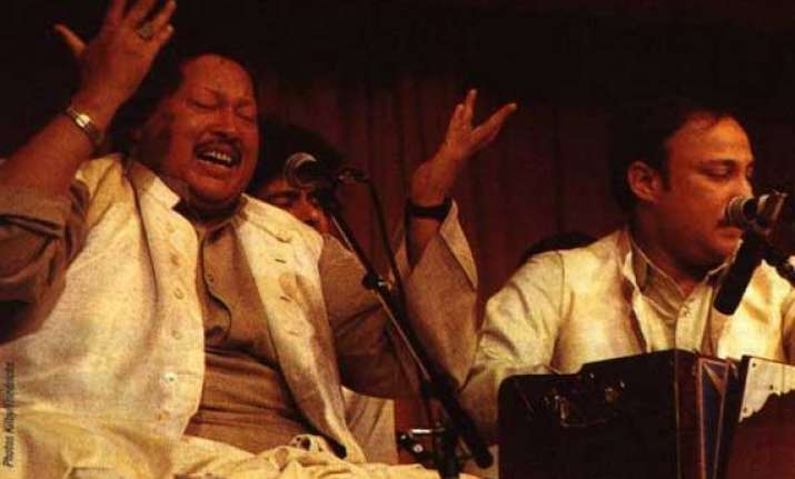 nusrat fateh ali khan s nephews think bollywood qawwalis
