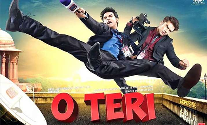 o teri movie review an irritating mash up of scams politics