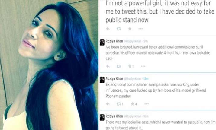 omg rozlyn khan was tortured and harassed by police in her