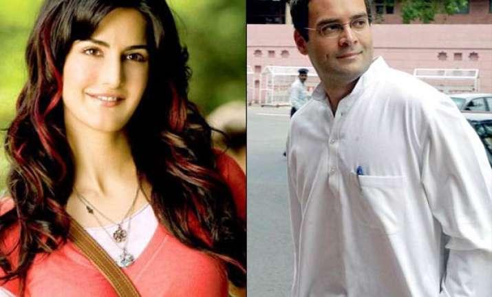ok if i am only half indian so is rahul gandhi says katrina